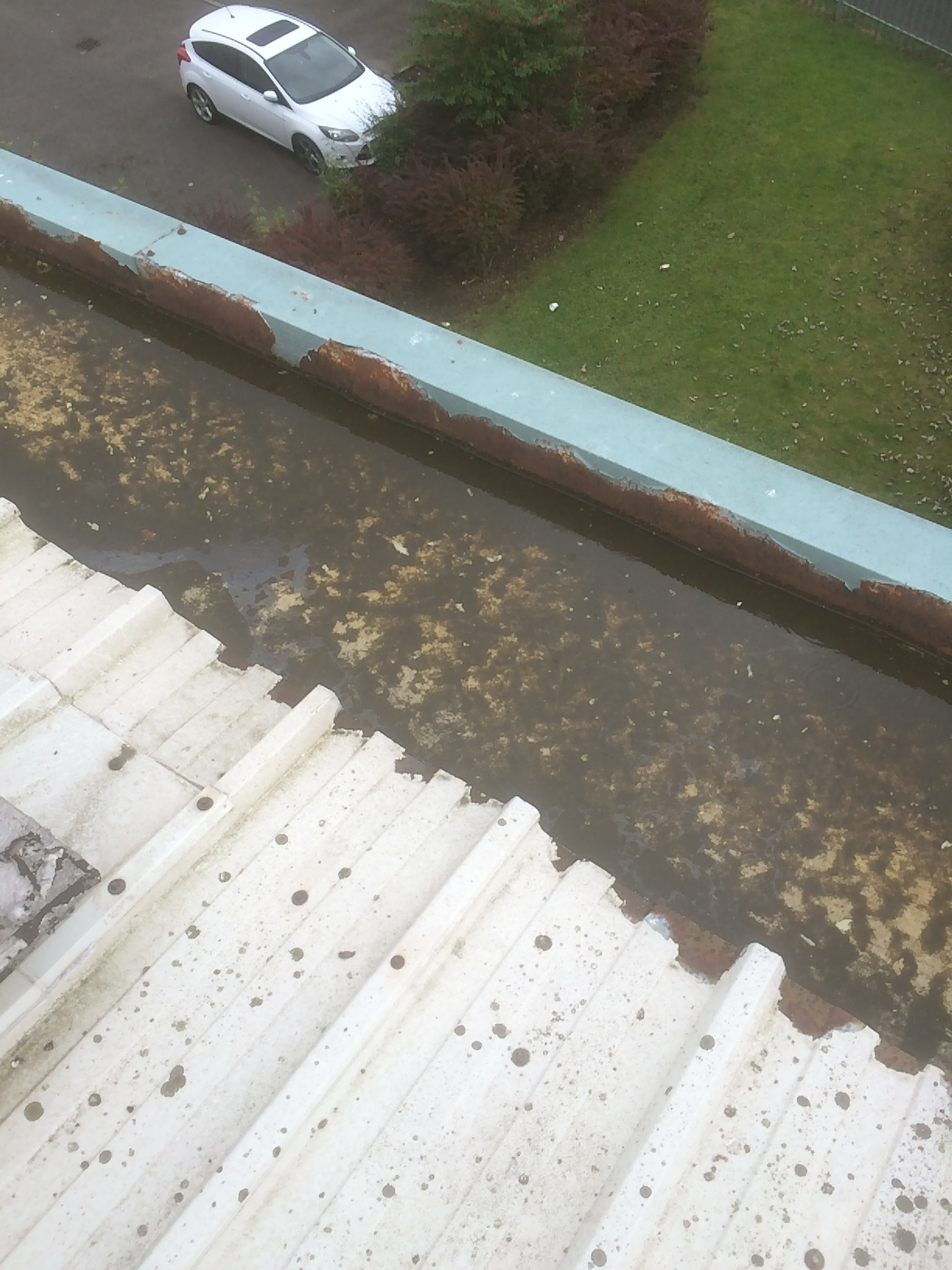 Box gutter repair photo 1