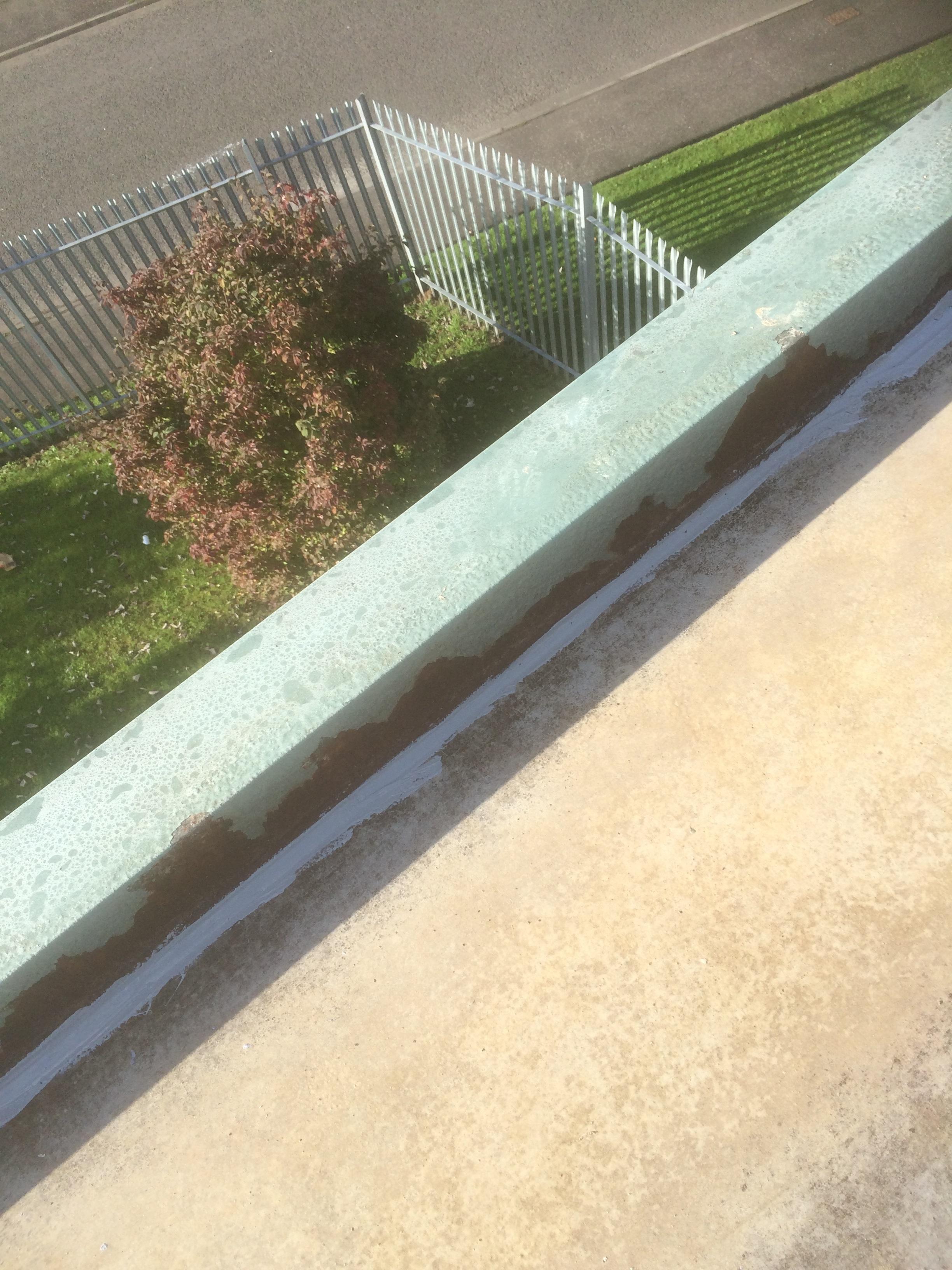 Box gutter repair photo 2