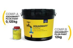 Aquasmart PU2K Paint